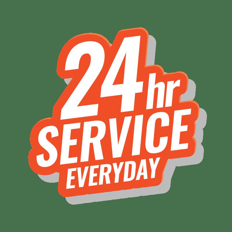 24 Hour Locksmith Service Everyday