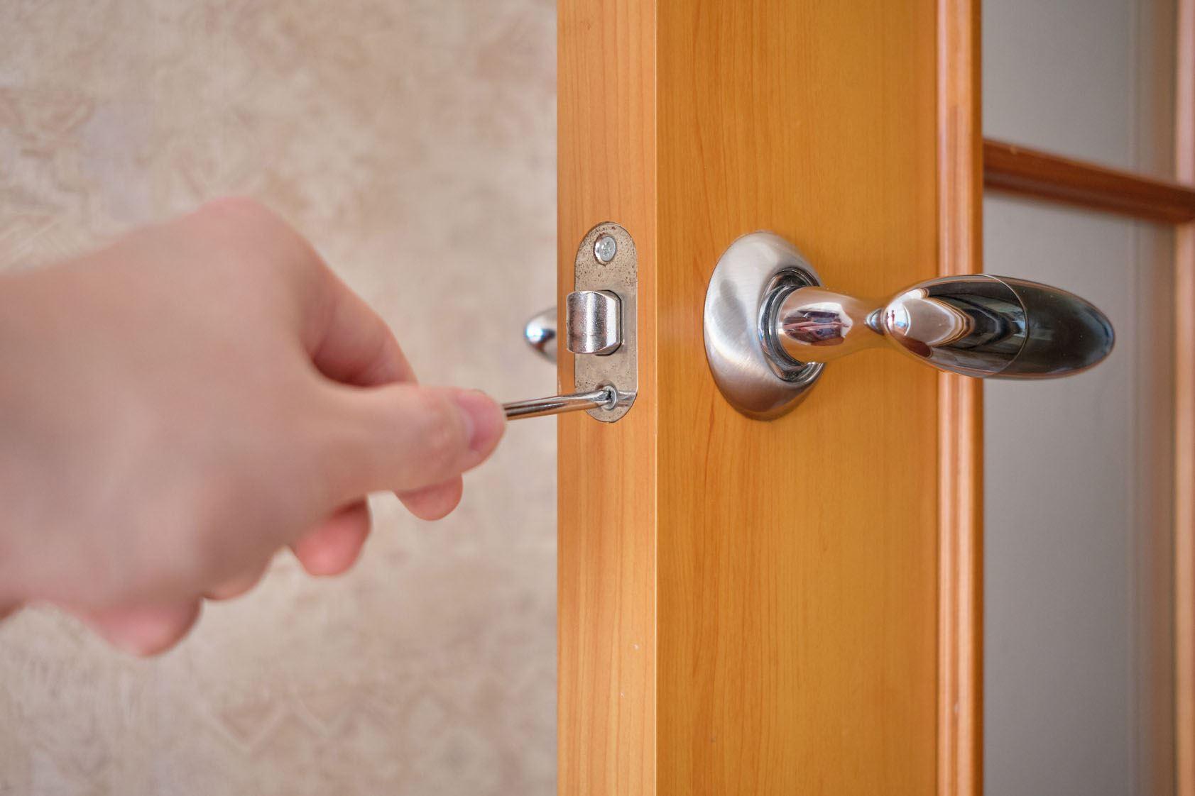 Upvc door lock replacement